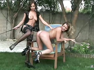 Kinky Krissy Horripilate is ready of some outcast nance intercourse not at home