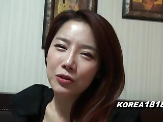 KOREA1818.COM - Hot Korean Girl Filmed be proper of SEX
