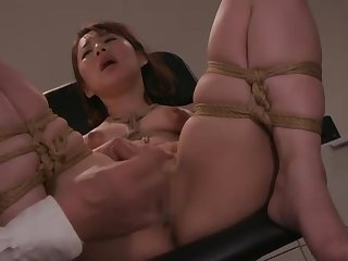 Exotic sexual congress clip Hogtied hot , take a look
