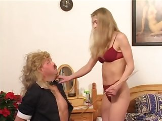 one day with slave