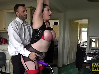 By oneself kinky Curvy Gal who loves hardcore pain doggy a to each