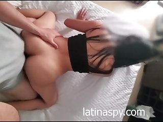 Milf maid with thick ass gets fucked
