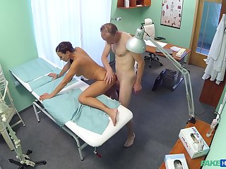 Automated making love in the doctor's office
