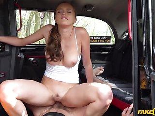 Dude with a worked dick fucks derisory amateur slut Stacy Cruz